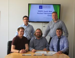 SWNFG Contract Signing